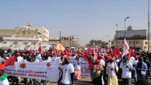 Forum Social Mondial de Dakar de février 2011