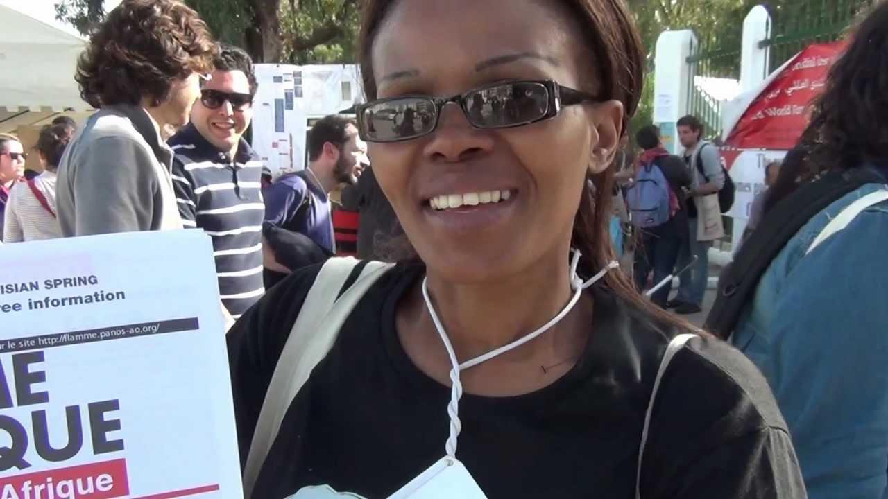 Flamme d'Afrique : Les autres voix de l'Afrique