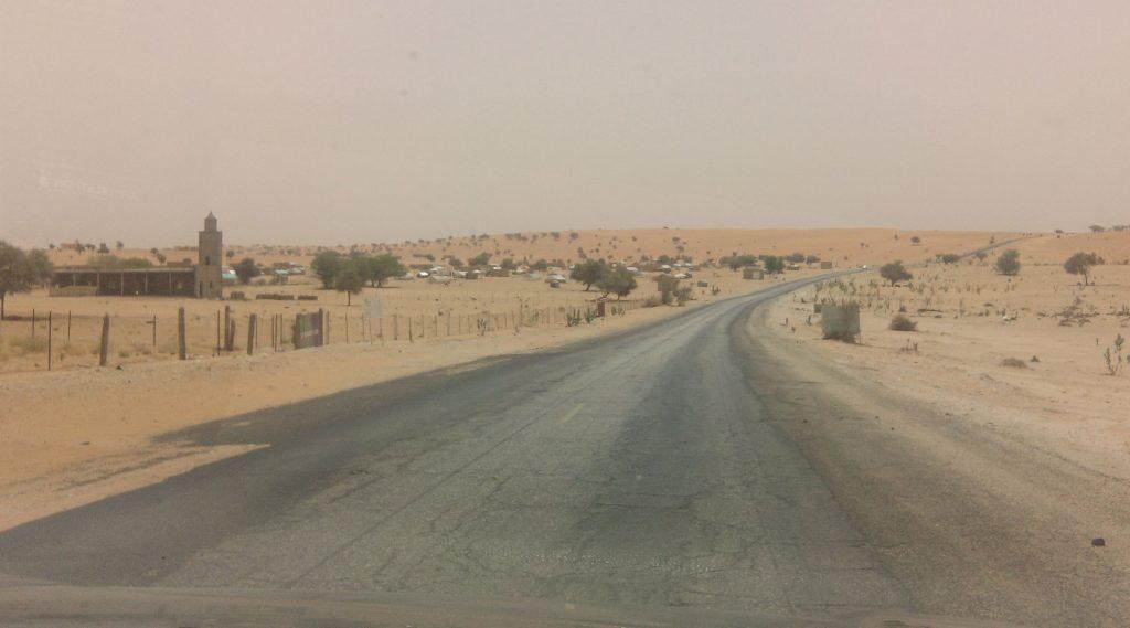 Mission Sécurité Routière Mauritanie