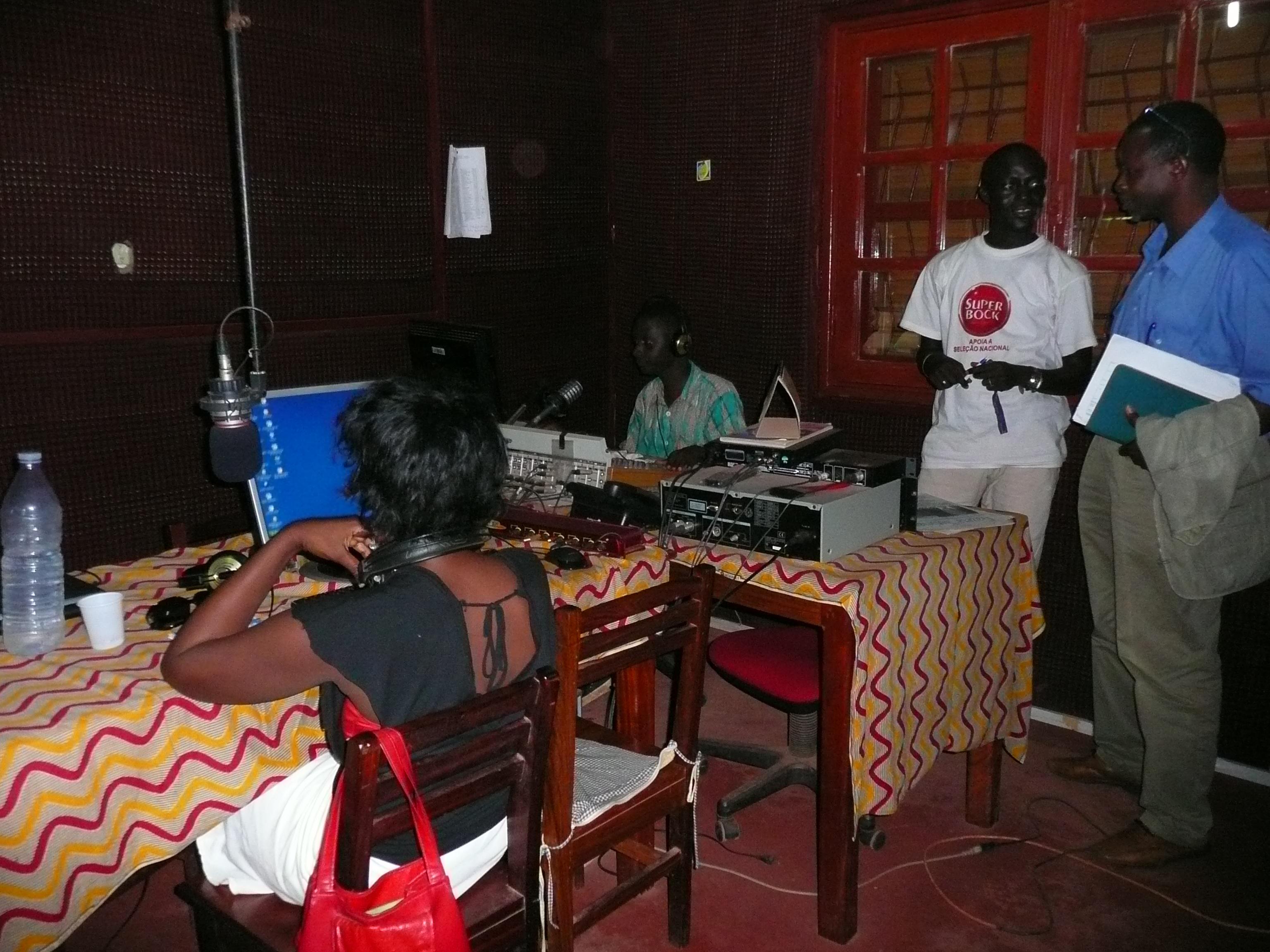 La radio rurale au service de la sécurité alimentaire