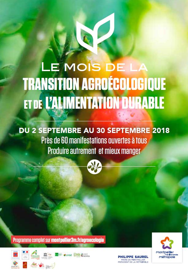 Mois de la transition agroécologique et de l'alimentation durable