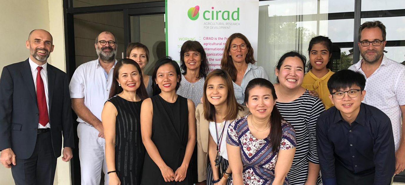 Écrits courts pour le web, une formation à Bangkok