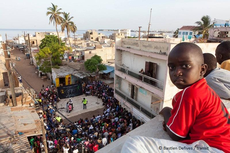 Théâtre-Forum : Vivre dans une Coloc de 200 personnes #Tropisme