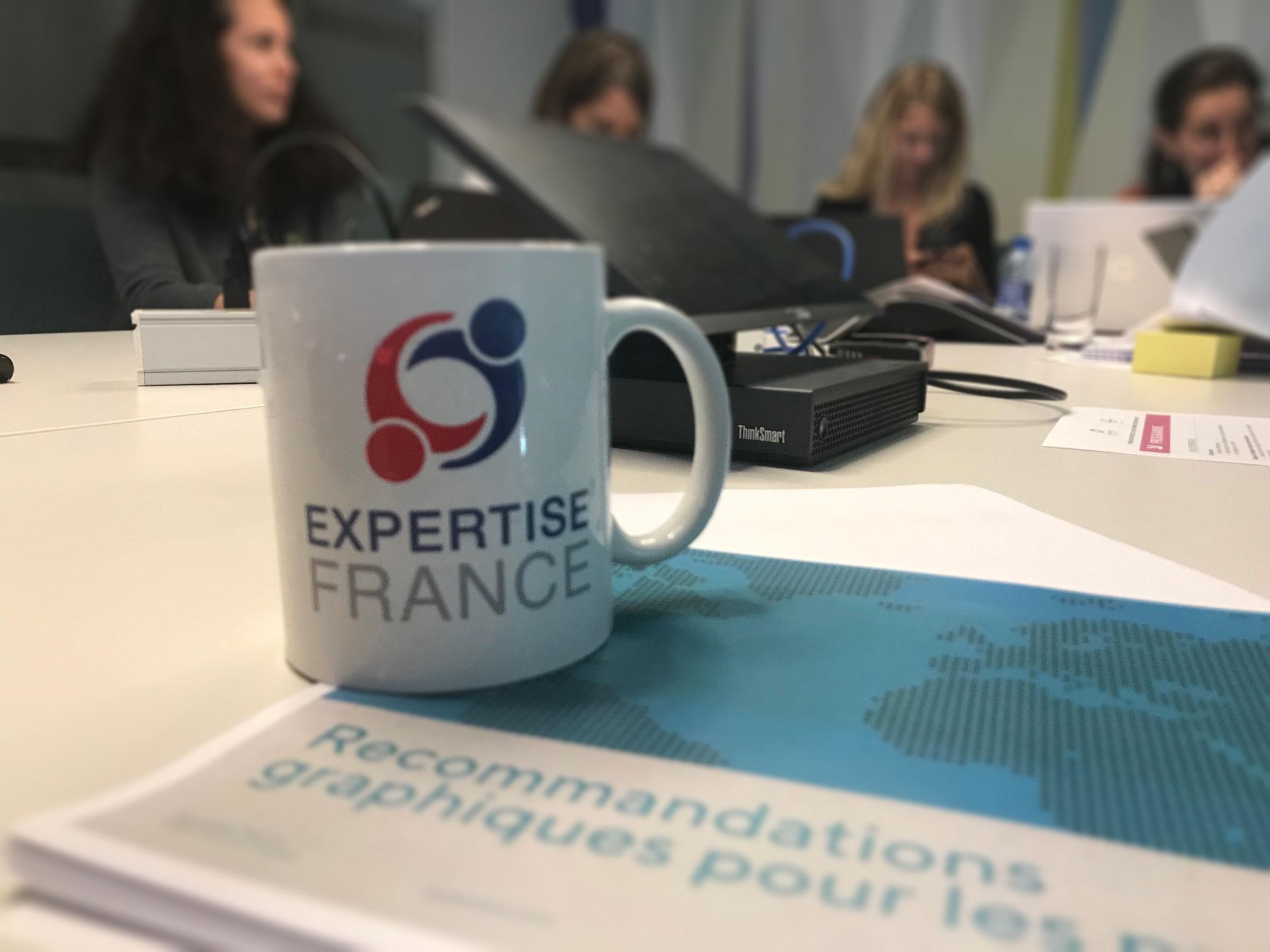 L'expertise française intègre la C4D