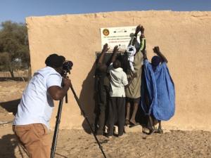 Com4Dev capitalise les initiatives de résilience en Mauritanie