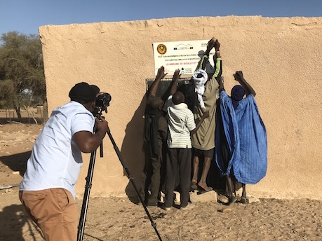 Com4Dev capitalise les initiatives de résilience en Mauritanie